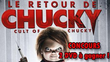 Concours Retour de Chucky