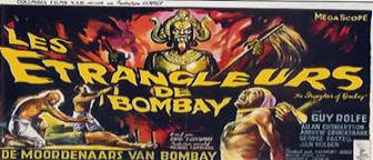 Les Etrangleurs de Bombay (1959)