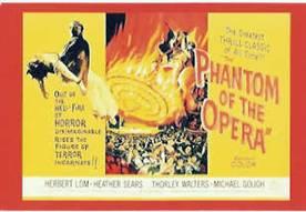 Le Fantôme de l'Opéra (1962)