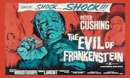 L'Empreinte de Frankenstein (1964)