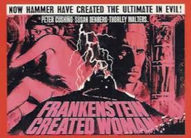 Frankenstein créa la Femme (1967)