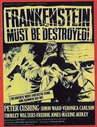 Le Retour de Frankenstein (1969)