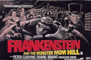 Frankenstein et le Monstre de l'Enfer (1974)