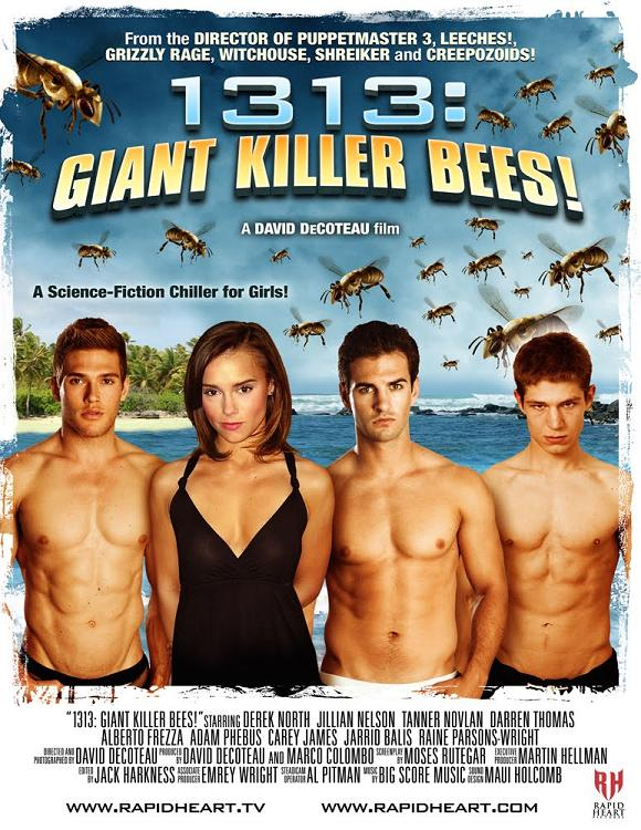 1313: Giant Killer Bees