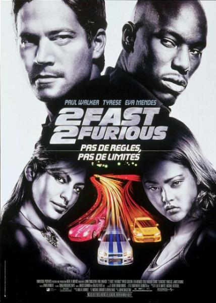 2 Fast 2 Furious 2 : DVDRIP FRENCH [FS]