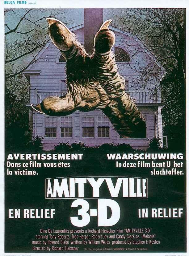 [MULTI] Amityville 3-D [DVDRiP]