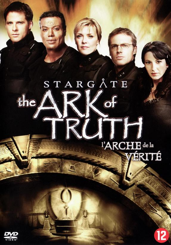 Stargate  L arche de la vérité TRACKERSURFER french dvdrip preview 0