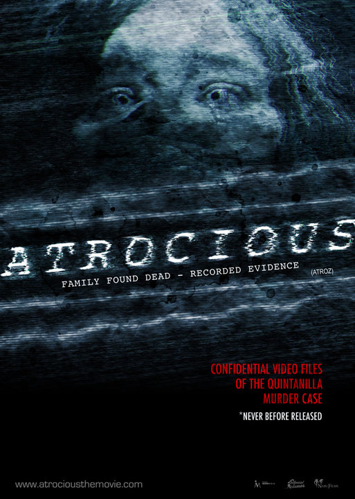 film Atrocious en streaming