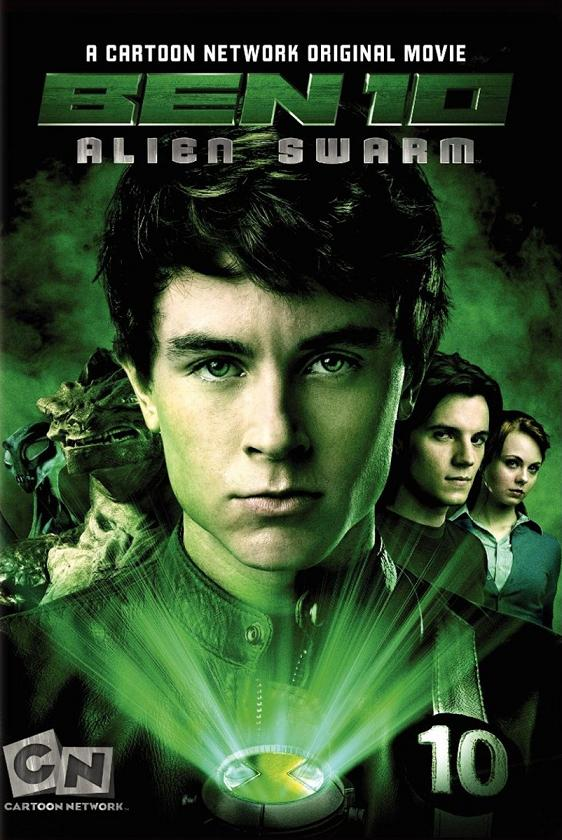[TB] Ben 10 Alien Swarm [DVDRiP]