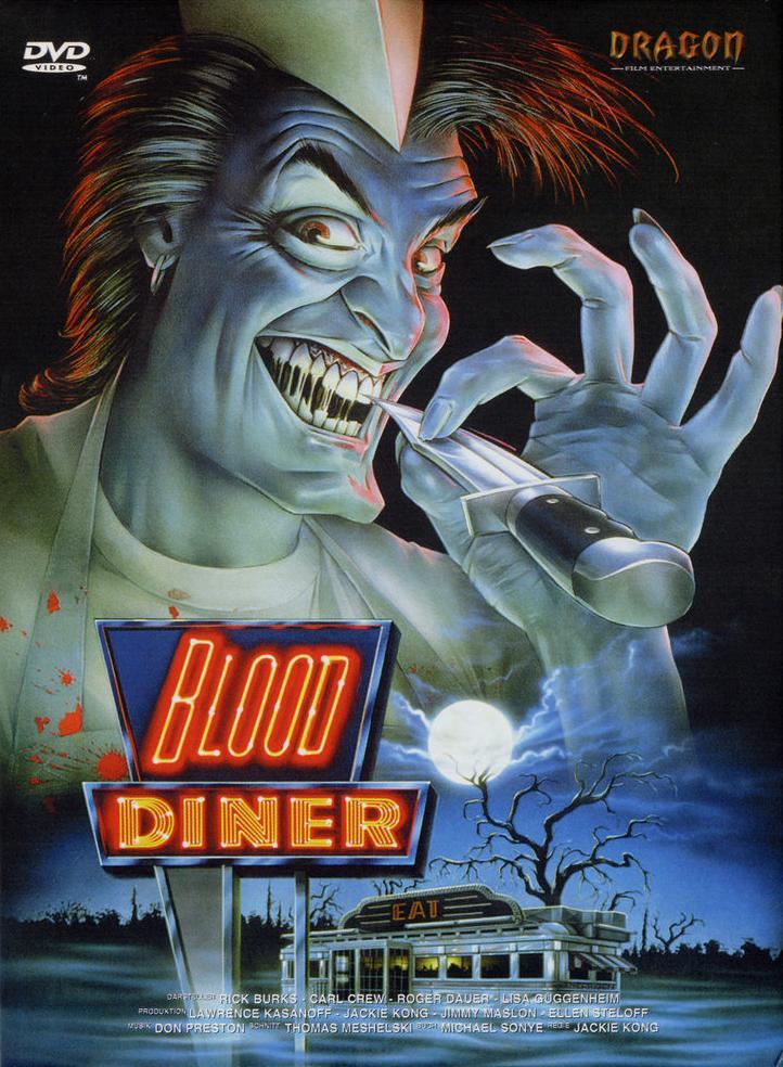 [MULTI] Blood Diner [DVDRiP]