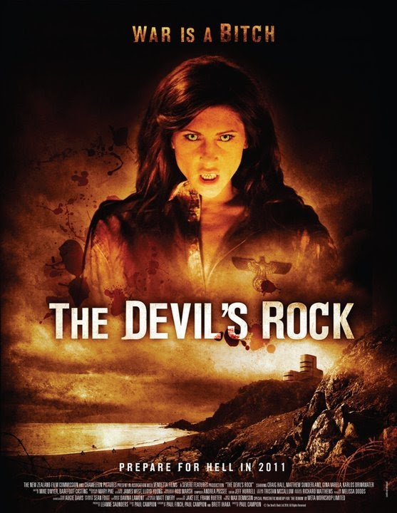 The Devil's Rock affiche