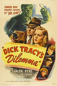 Dilemne de Dick Tracy, Le