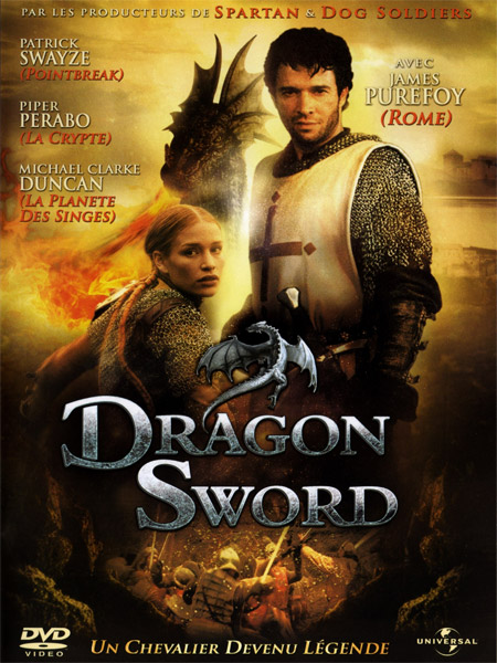 Dragon Sword - Georges et le dragon affiche