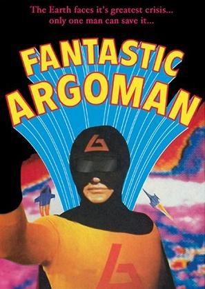 Fantastic Argoman affiche