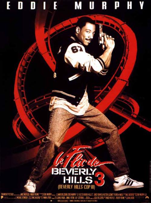 Le flic de Beverly Hills 3 affiche