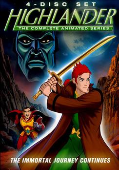 Highlander Zeichentrick