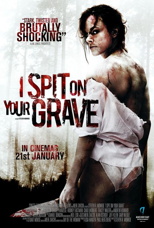 I Spit on Your Grave (2010) affiche
