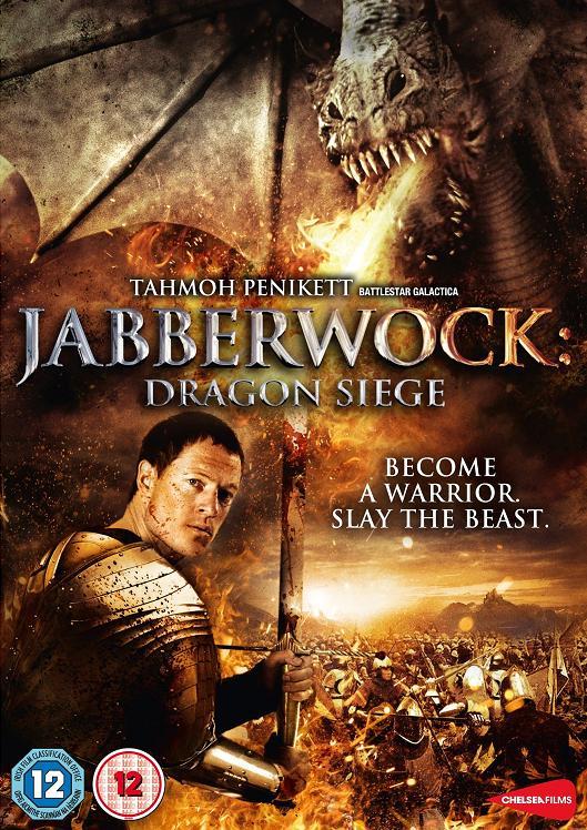 Jabberwocky, la légende du dragon affiche