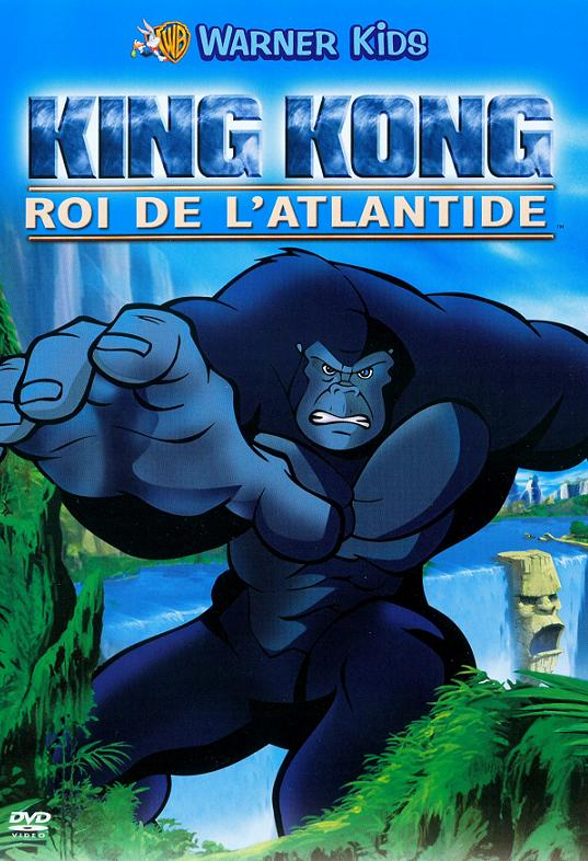 King Kong Roi de l Atlantide streaming