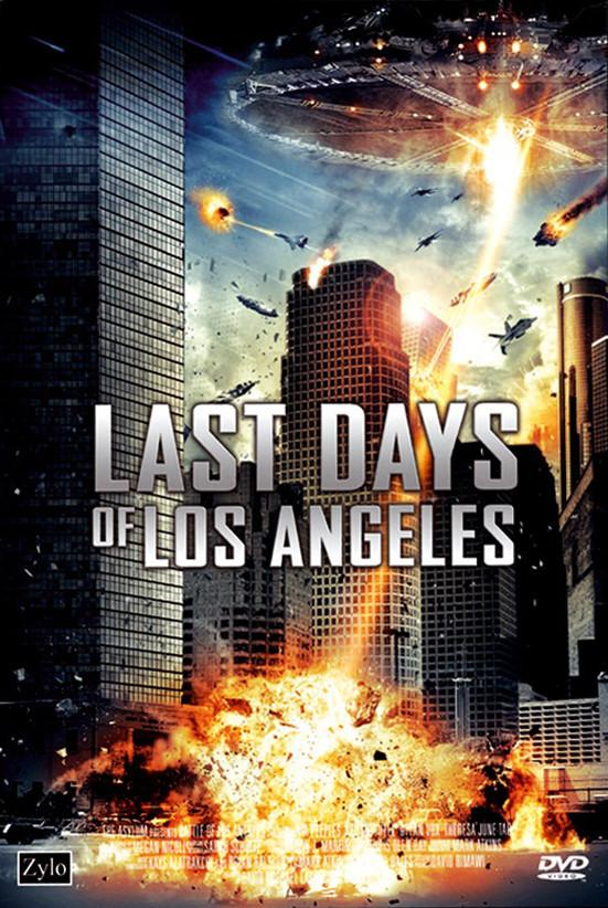 Last Days of Los Angeles (Battle of Los Angeles)