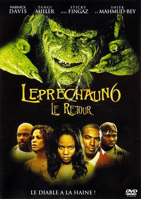 Leprechaun 6 : Le Retour affiche