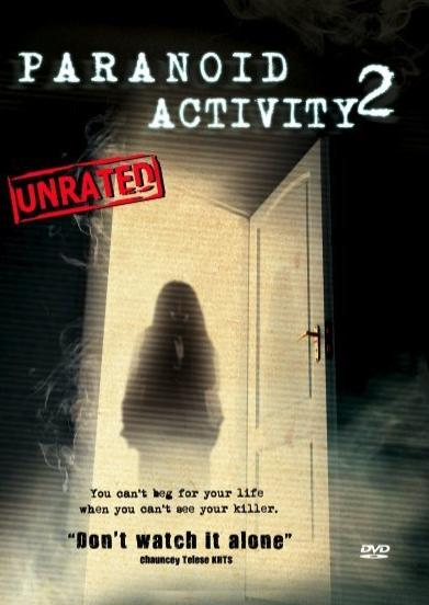 Film Paranoid Activity 2 streaming vf