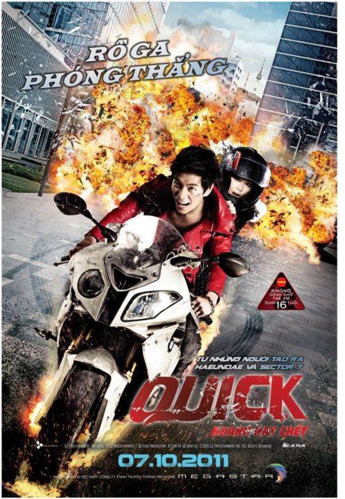 Quick (2011) affiche