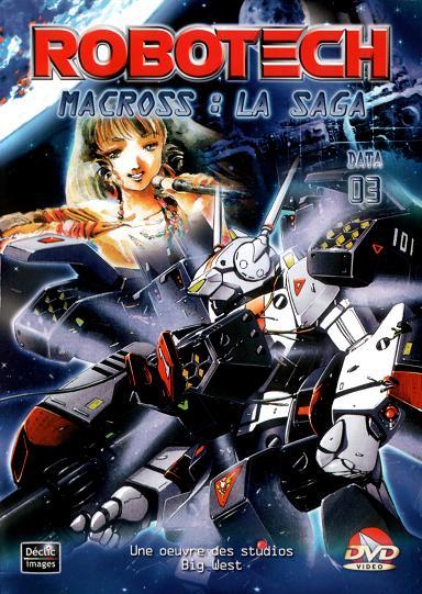 Robotech - Macross - La saga