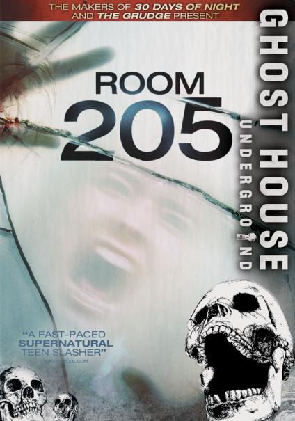 Room 205 affiche
