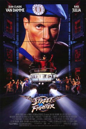 Street Fighter StreetFighterMoviePoster