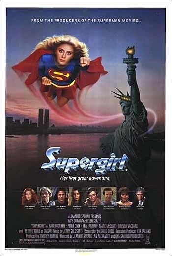 film Supergirl FRENCH DVDRIP en streaming