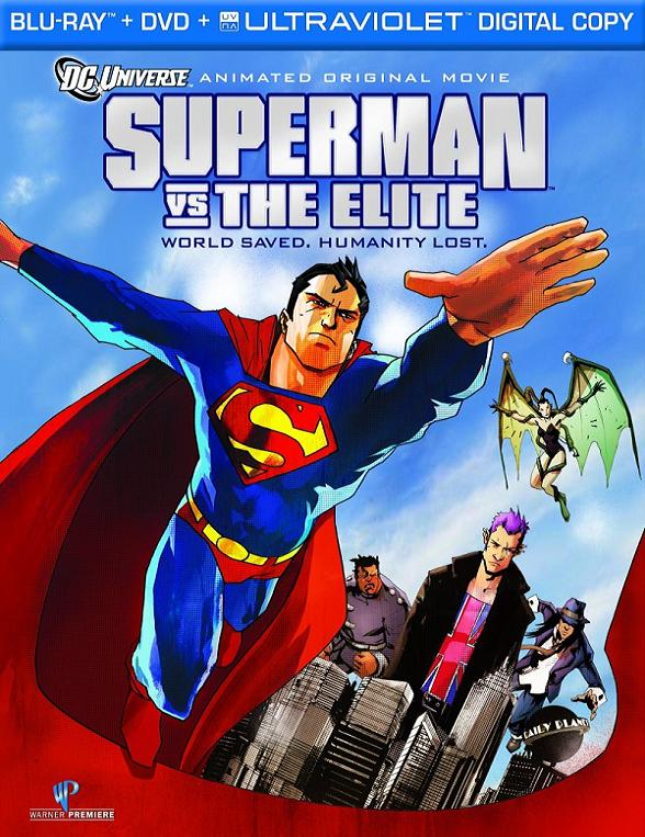 Superman contre l'élite (Superman vs. The Elite)