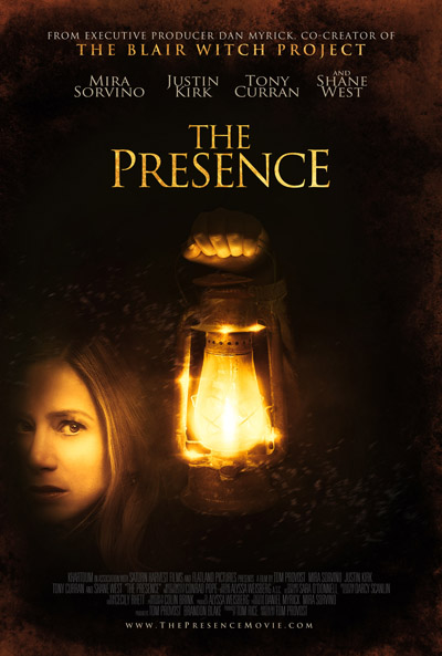 The Presence affiche