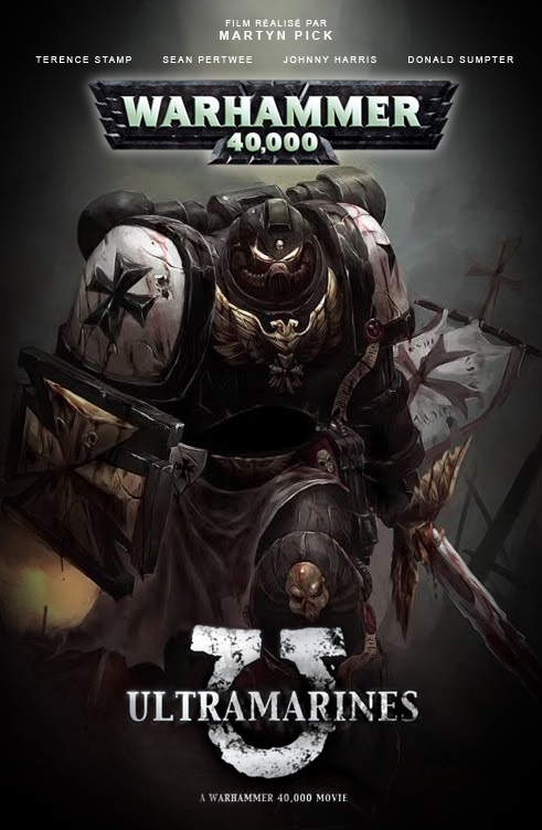 Ultramarines : A Warhammer 40000 affiche
