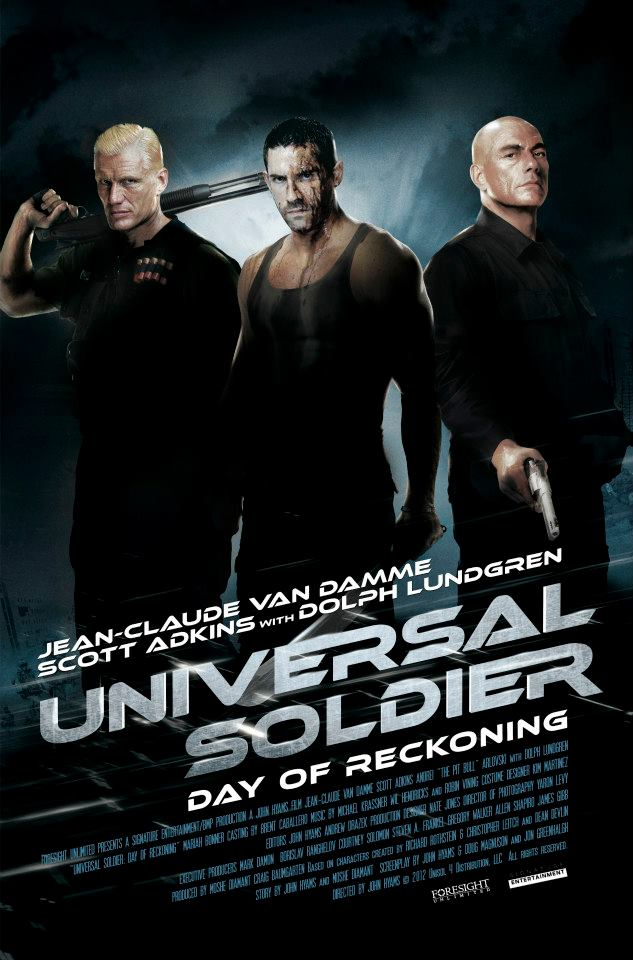 Universal Soldier 4 | Multi | DVDRiP | New