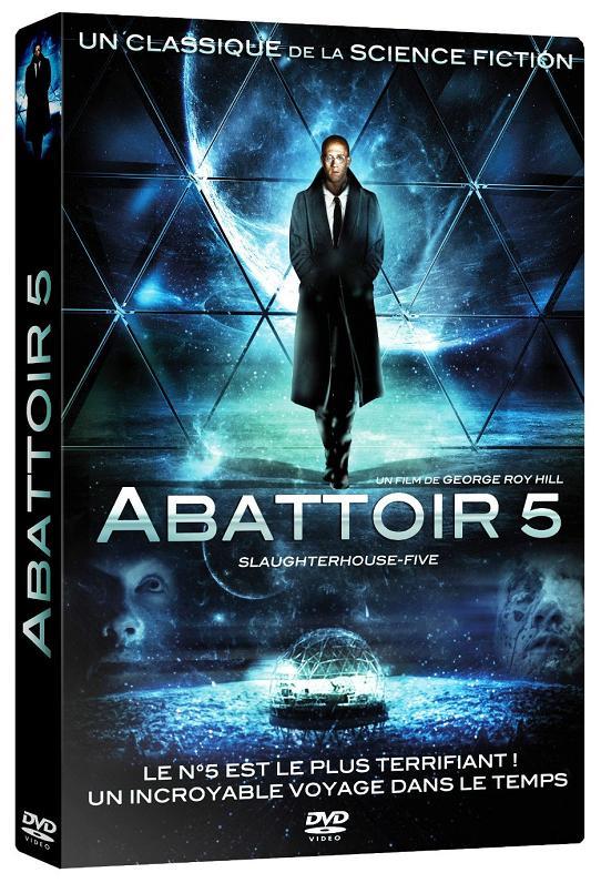 Reçu en Août 2011 Abattoir5-dvd