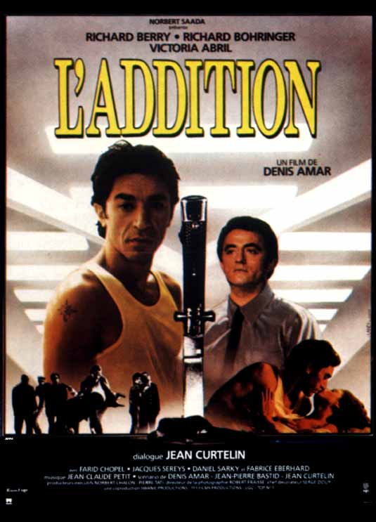 L'Addition affiche