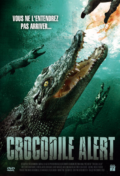 Alerte au crocodile ! affiche