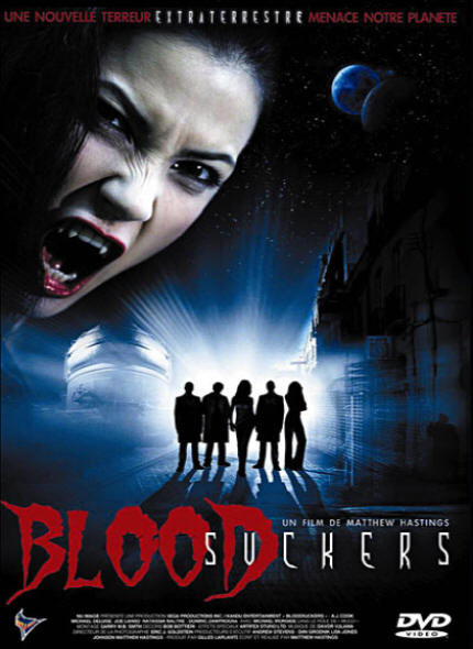 Bloodsuckers [Vampire Wars Battle for the Universe] DVDRip Up By BoubounDZ (FreeLeech) ( preview 0