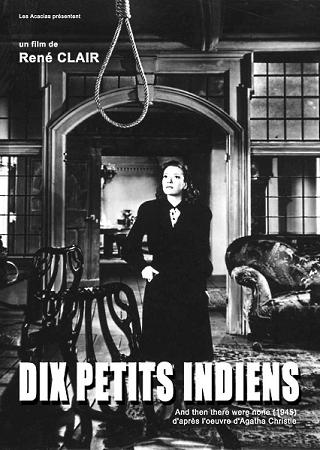 Dix petits Indiens (1945) affiche