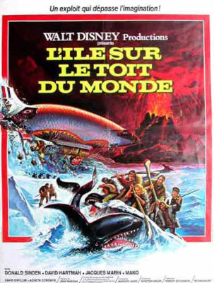 programmes TV Disney hors chaine Disney - Page 5 Affiche-L-Ile-sur-le-toit-du-monde