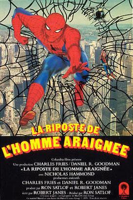 La Riposte de l'homme-araignée film streaming