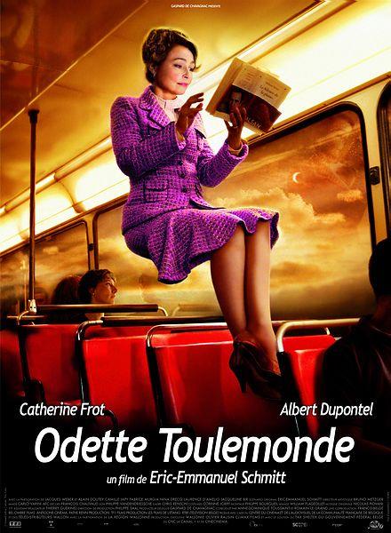 Odette Toulemonde affiche