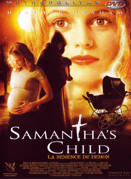 Samantha's child affiche