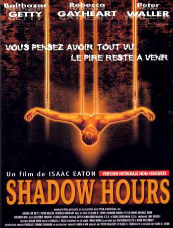 Shadow Hours affiche