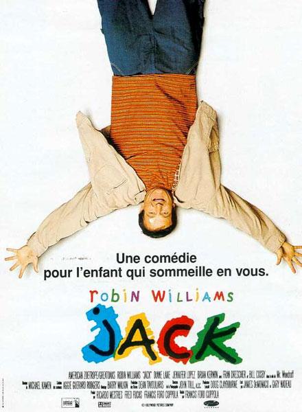 Jack (1996) affiche