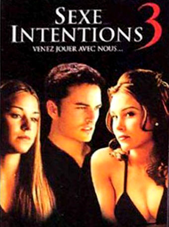 Sexe Intentions 3 affiche