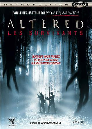 Altered - Les Survivants affiche