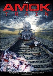 Evil Train affiche