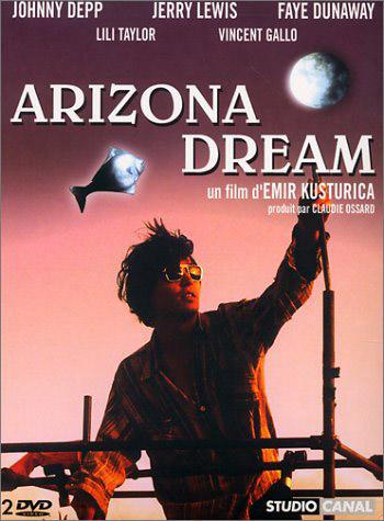 arizona dream affiche fr dvd big - Johnny Depp Fan Clup